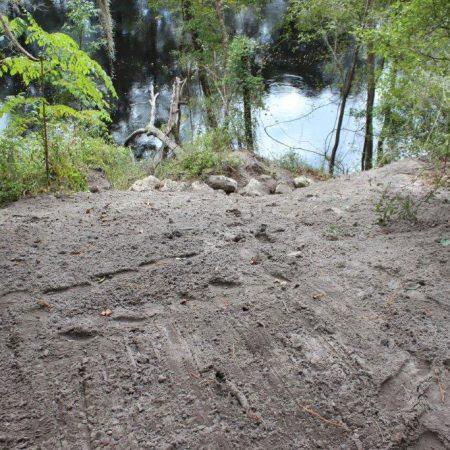Suwanee River Bank Stabilization